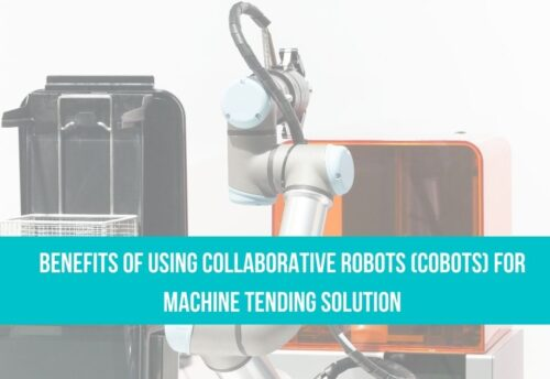 Cobots in machine tending